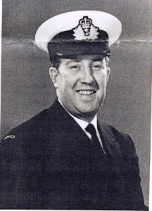 Cdr Fred Lee