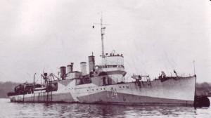 HMCS Hamilton