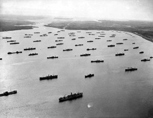 convoy_forms_in_bedford_basin