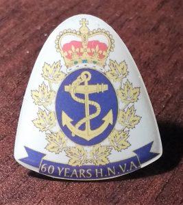 HNVA anniversary pin
