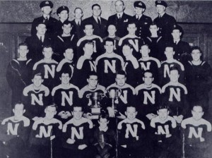 The 1944 St. Hyacinthe-Donnacona Navy Combines